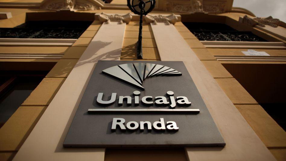 Die spanische Unicaja-Bank flirtet mit der Liberbank