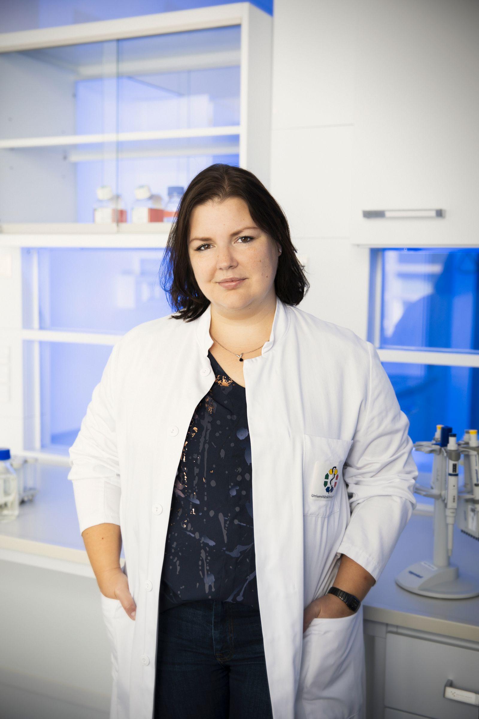 EINMALIGE VERWENDUNG Dr. rer. nat. Barbara M. Grüner