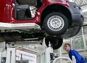 Beliebter Produktionsstandort: Volkswagenwerk in Poznan
