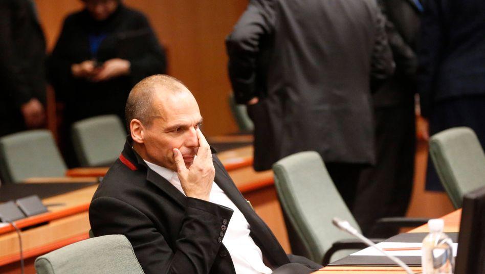 """Griechenlands Finanzminister Varoufakis: """"Co-Autoren unseres Schicksals"""""""