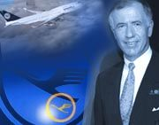 Lufthansa-Chef Jürgen Weber peilt ein deutlich verbessertes operatives Ergebnis an.