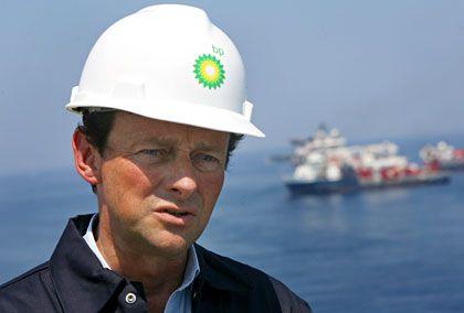 Wir der Katastrophe nicht Herr: BP-Chef Hayward hat die Investoren verprellt