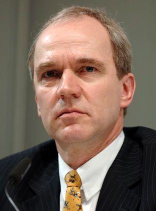 Rückt an die Spitze:Merck-Vorstand Kley