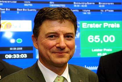 Ersol-Chef Claus Beneking: Vom Solarboom profitieren die Nachhaltigkeitsfonds nur am Rande