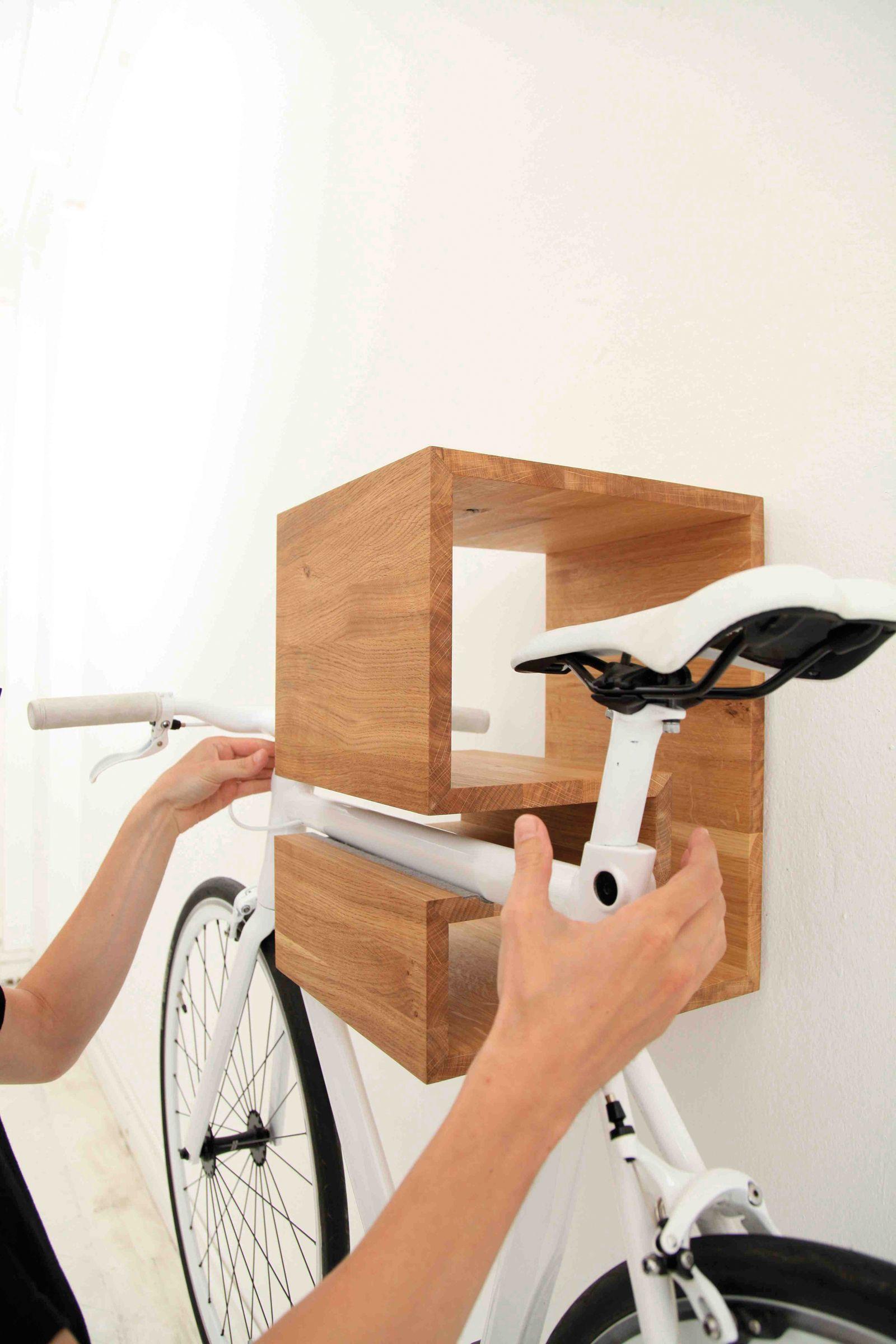 Fahrradregal / Bicycle Furniture