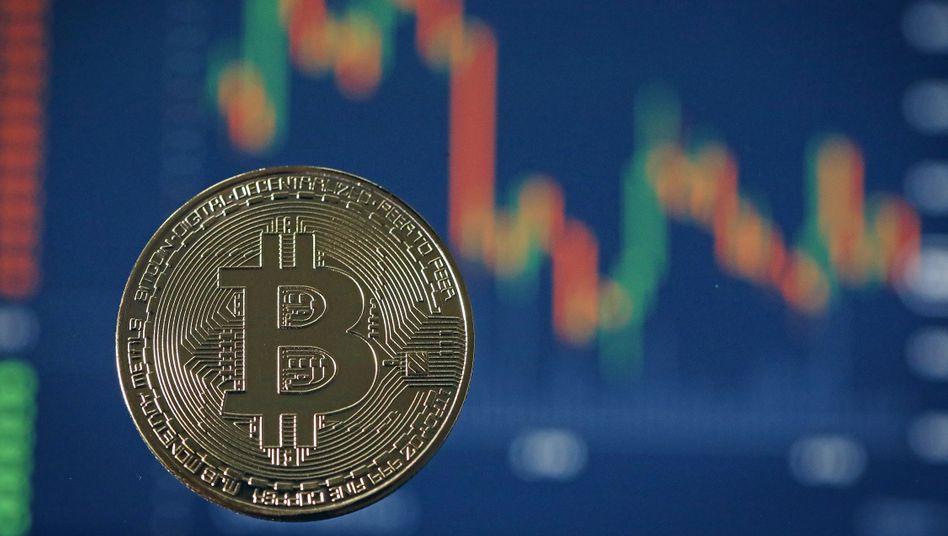 Bitcoin: Die Schwankungen nehmen zu - und die Zahl der Cybergeld-Konkurrenten wächst