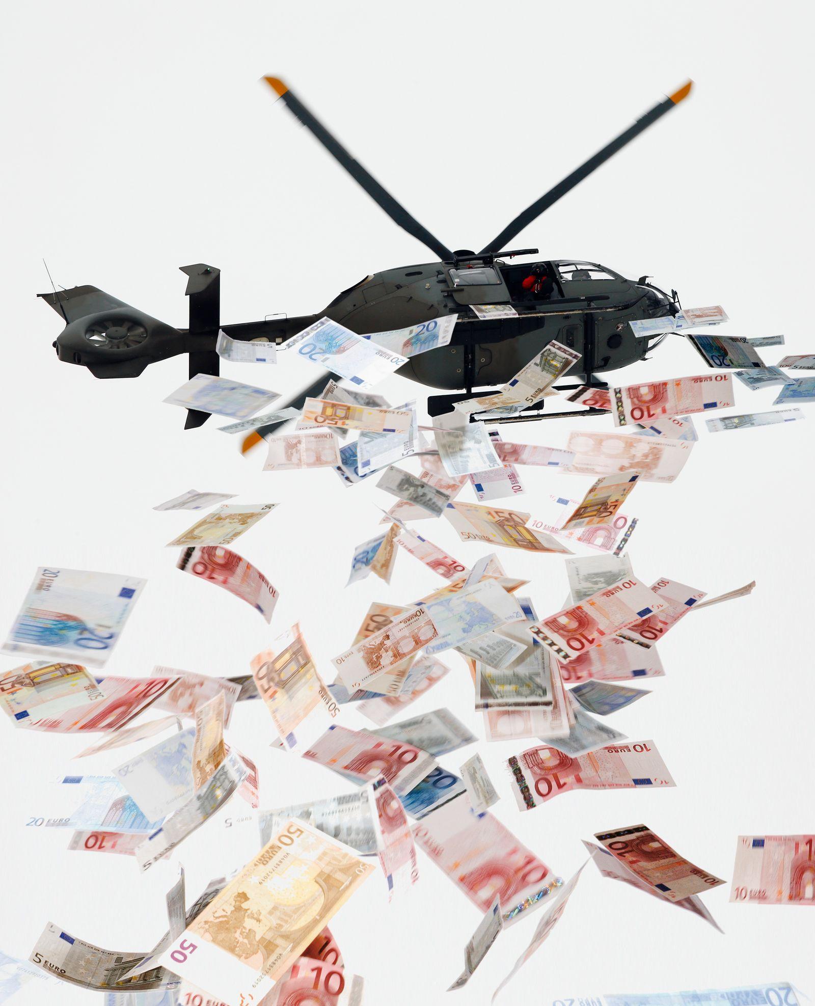 NICHT MEHR VERWENDEN! - Helicoptergeld