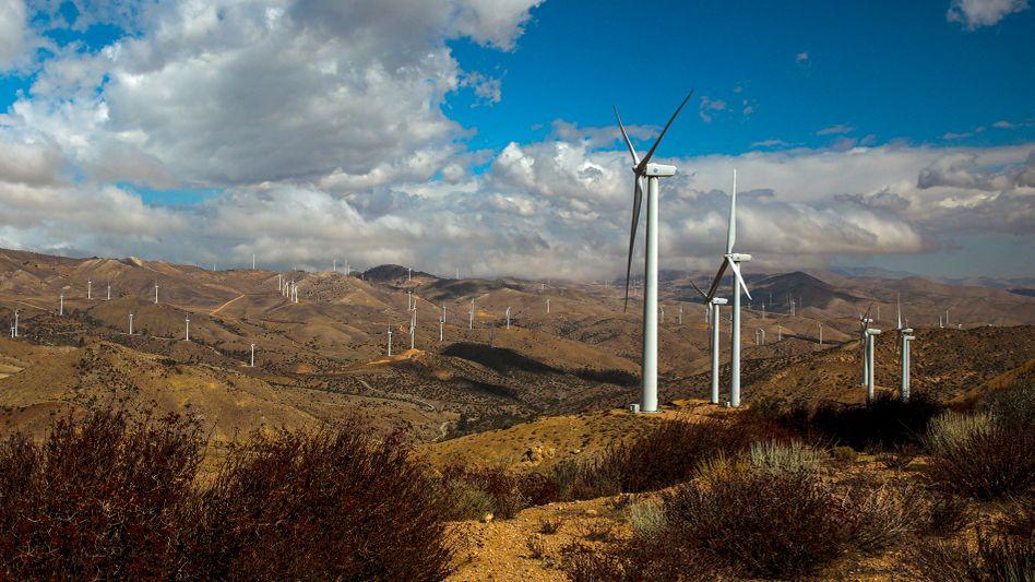 Frischer Wind: Der Biden-Plan beflügelt die neue, grüne US-Wirtschaft – und auch sonst dreht es sich wieder