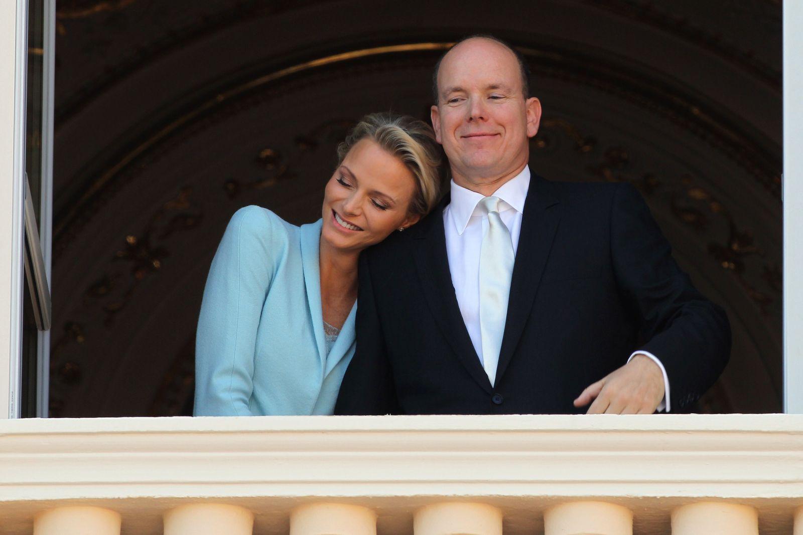 Monaco/ Hochzeit/ Albert II./ Charlene Wittstock