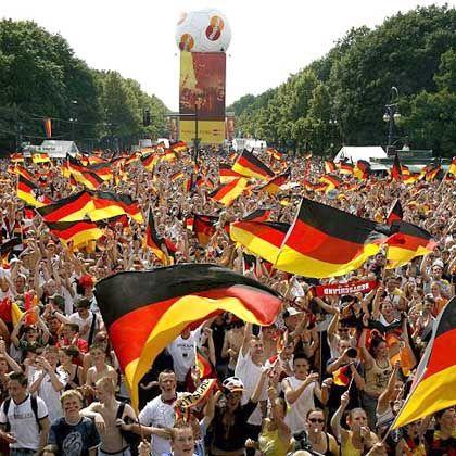 Durchaus optimistisch: Der deutsche Verbraucher