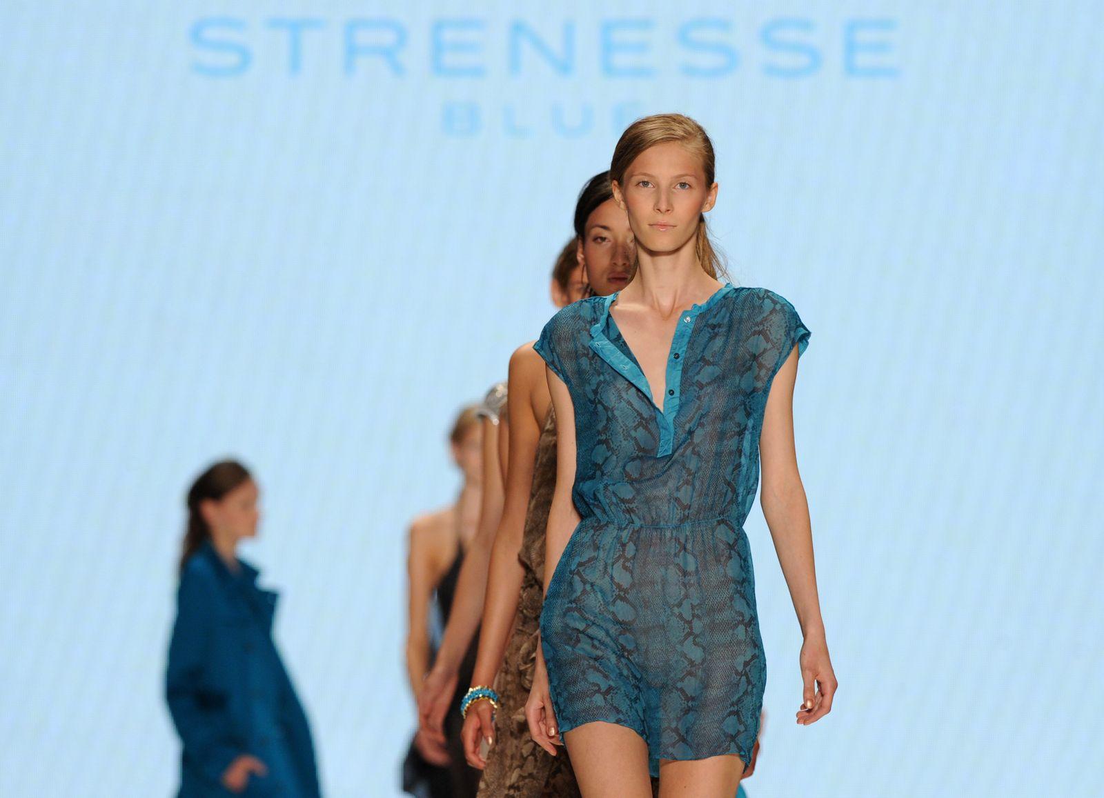 Fashion Week Berlin 2011 - Strenesse Blue