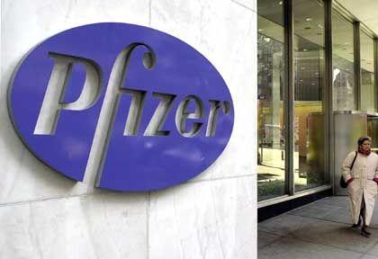 Klage um Innovation oder Scheininnovation: Pfizer-Hauptquartier in New York
