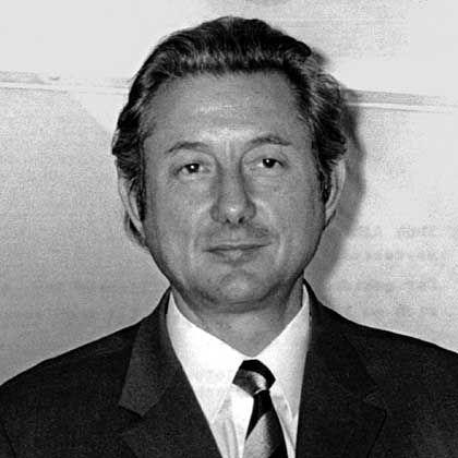 Reich und kamerascheu: Theo Albrecht, Archivbild aus dem Jahr 1971