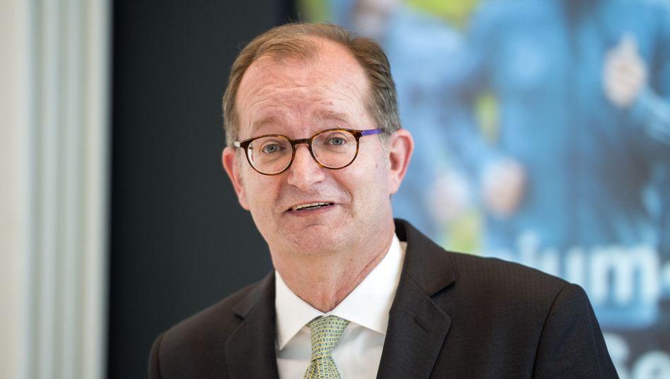 Commerzbank-Chef Martin Zielke