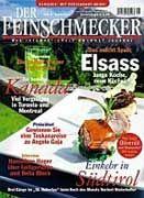 """""""Feinschmecker"""": Zeitschrift aus dem Jahreszeiten Verlag"""