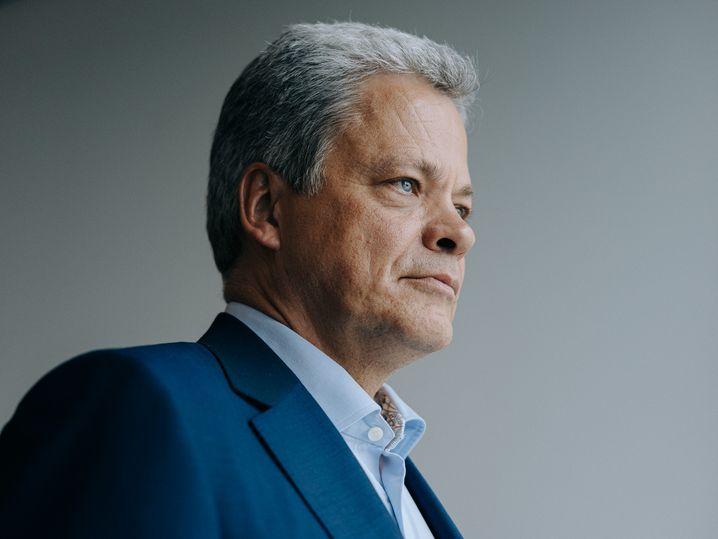 Zahlenmensch: Manfred Knof stellt die Commerzbank auf den Kopf