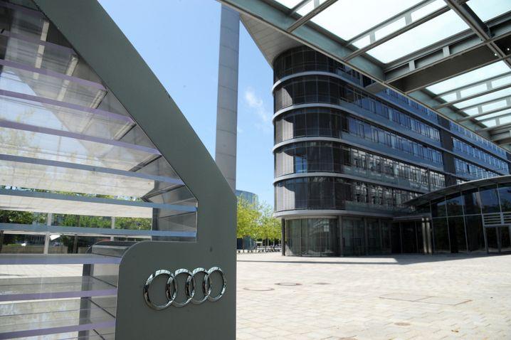 Audi-Hauptsitz in Ingolstadt: Durch den Nobelautohersteller ist die Stadt stark gewachsen