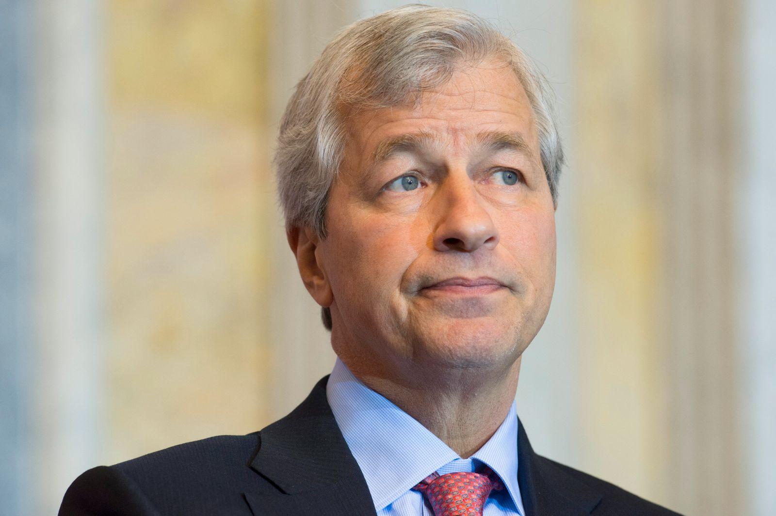 JPMorgan-Chef Dimon am Herzen operiert