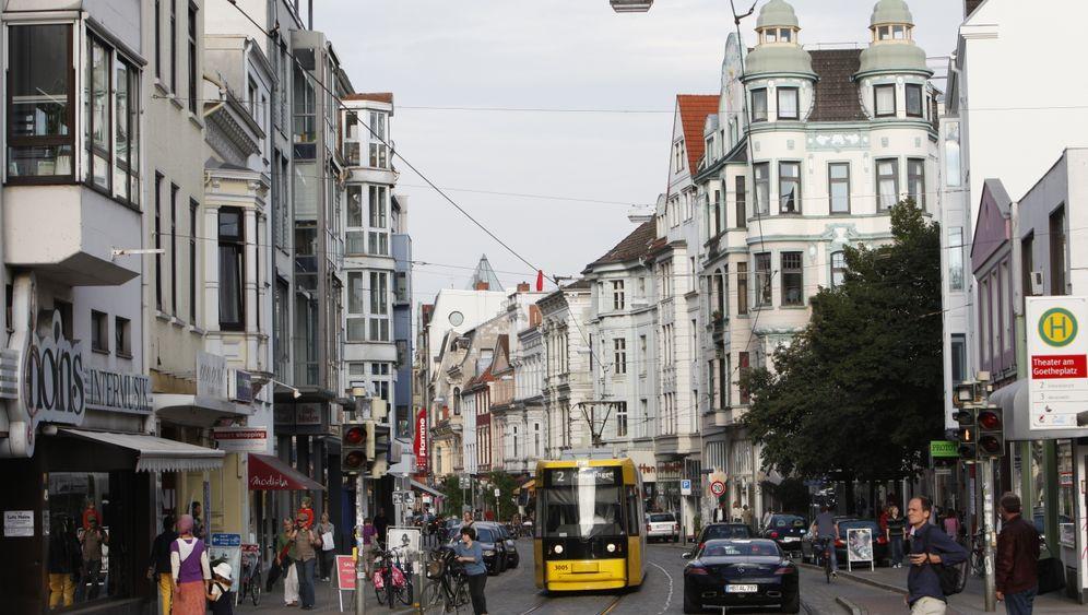 Bremer Viertel: Die Kleinstadt in der Großstadt