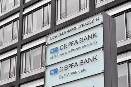 In Schwierigkeiten: Depfa stoppt Zinszahlungen für eine Anleihe