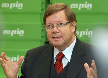 Bei der Pin Group weiter im Verwaltungsrat:Sanierer Piepenburg