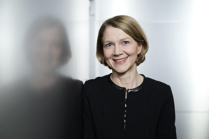 Neue Frau im Dax: Doreen Nowotne ist Aufsichtsratschefin bei Brenntag