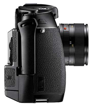 Leica probt fürs post-analoge Zeitalter: 2006 kommt das legendäre Modell M in digitaler Version