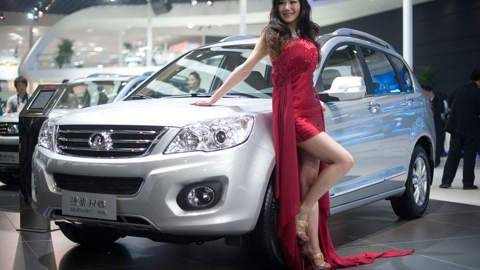 Great Wall: Der sechstgrößte Autohersteller in China schließt mit dem deutschen Versicherer Ergo ein Joint Venture