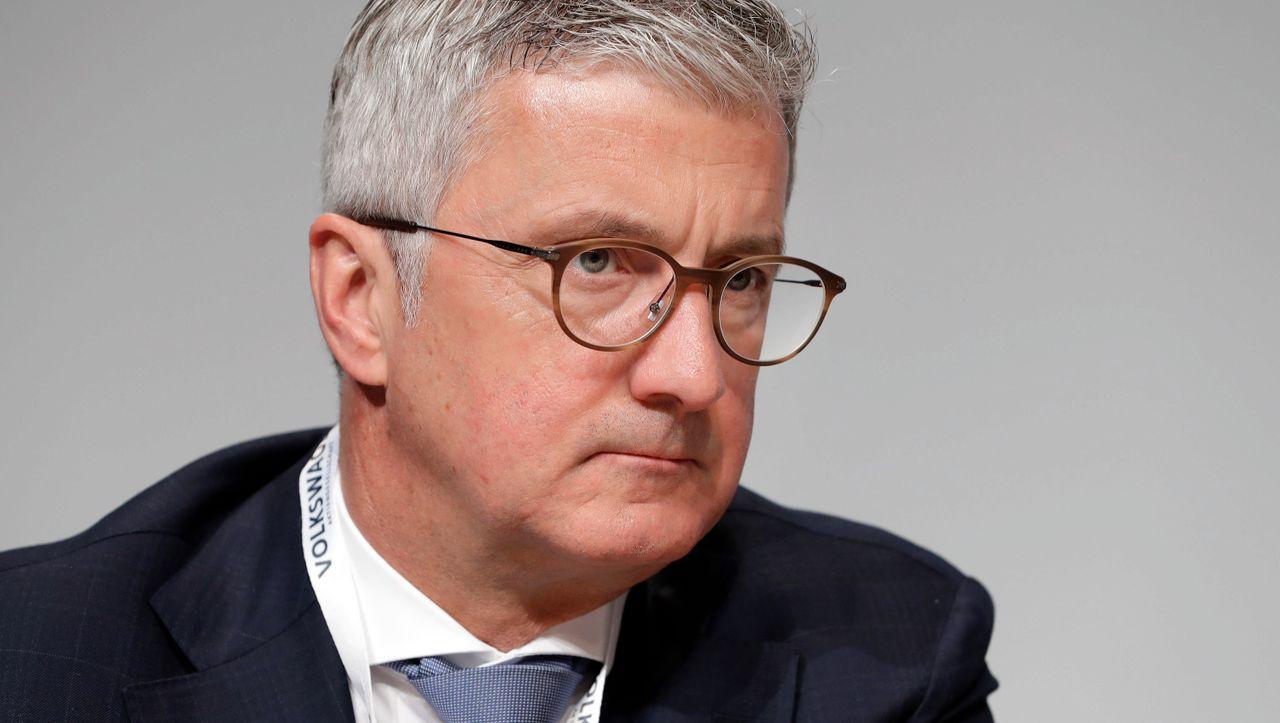 Mammutprozess gegen Ex-Audi-Chef Stadler beginnt - manager magazin - Unternehmen