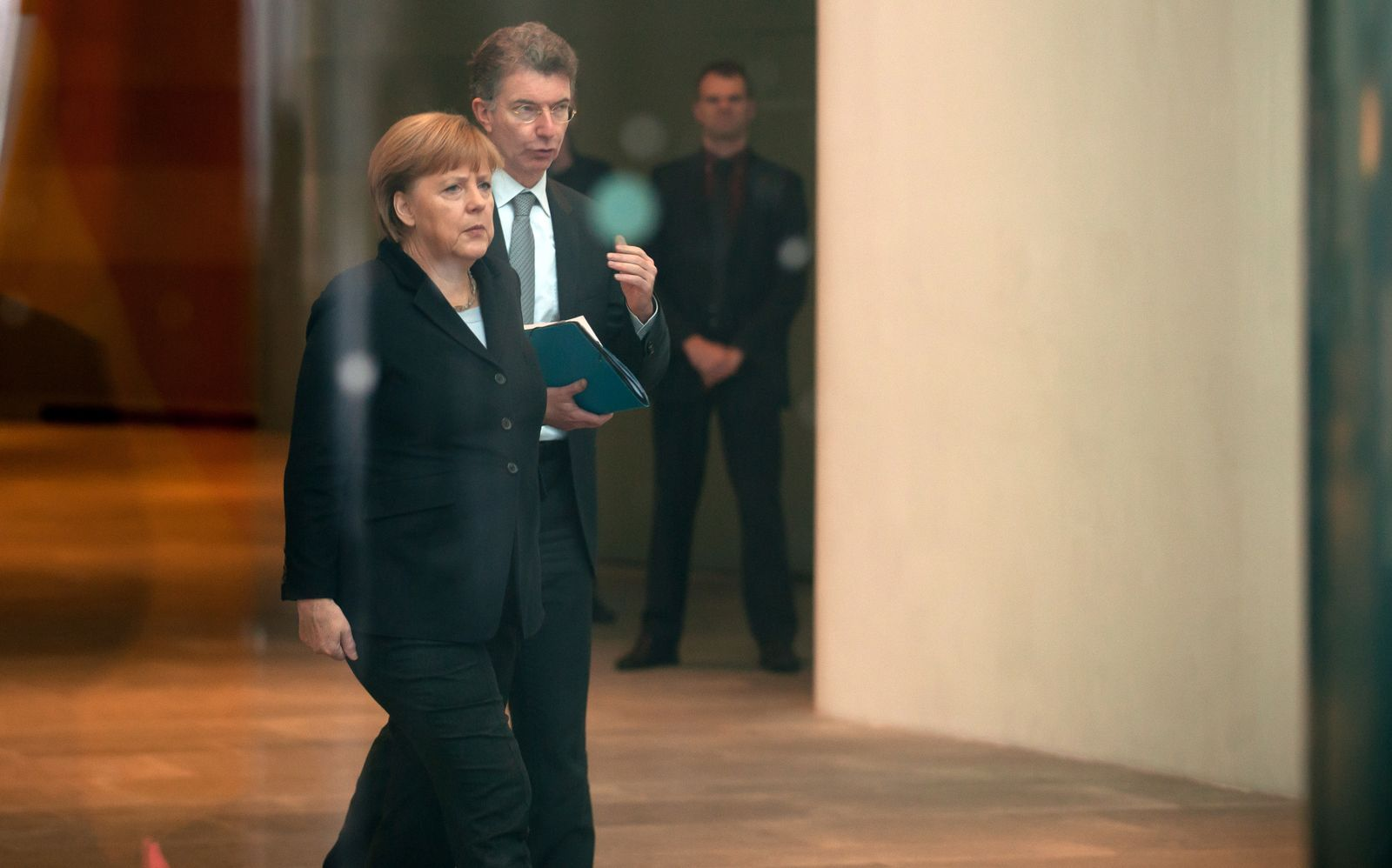 Angela Merkel, Christoph Heusgen