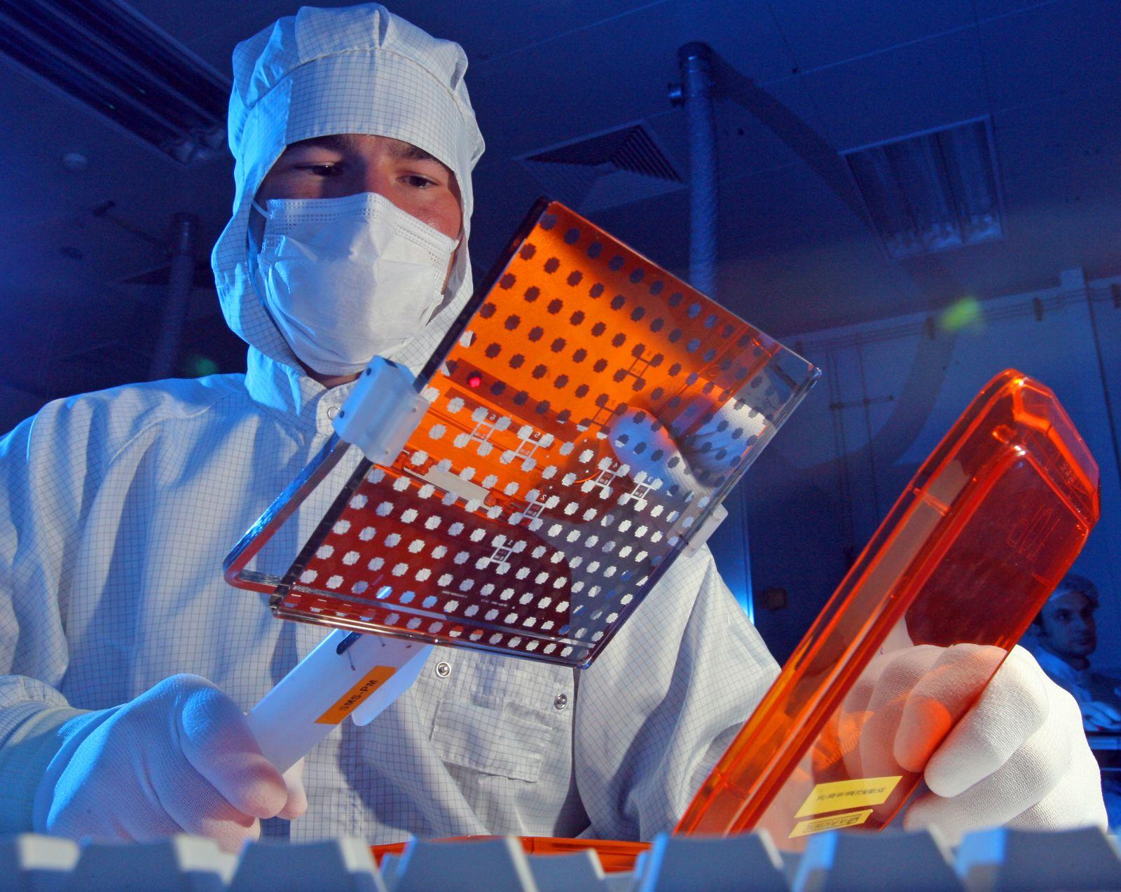 Inspektions- und Reparatursysteme / Carl Zeiss SMS GmbH