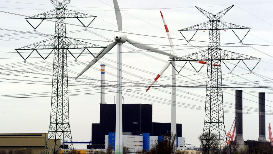 Atomkraftwerk Brokdorf: Eine von vier am Netz verbliebenen Meilern
