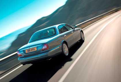 Ganzkörper-Karosse aus Aluminium: Der neue Jaguar XJ wiegt 200 Kilogramm weniger als sein Vorgänger