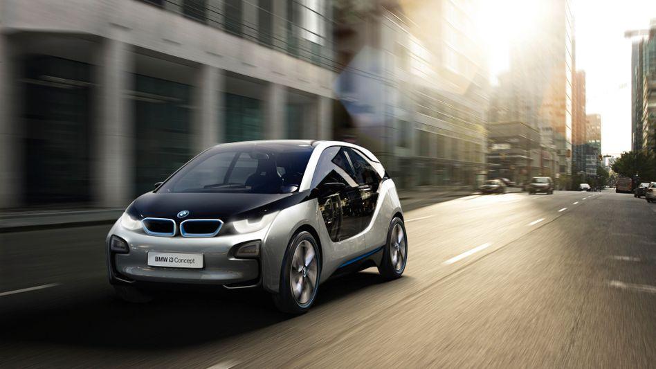 BMW i3: Bis Ende 2014 soll 16 Elektroauto-Modelle in Deutschland erhältlich sein