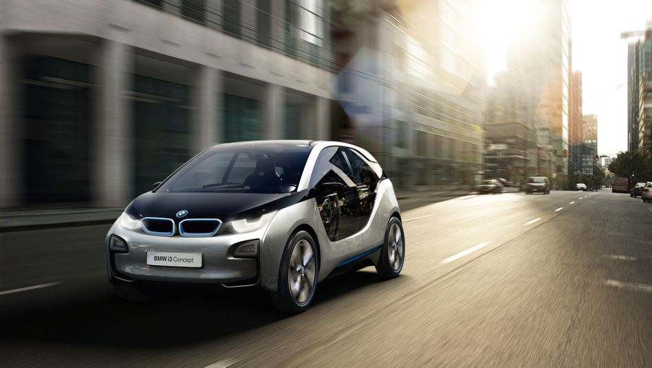 Hoffnungsträger BMW i3: Bislang kaufen nur Kunden in Japan, den USA und Frankreich Elektromobile in größeren Mengen