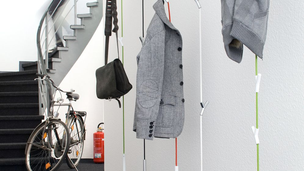 Garderoben: Einfach reduziert