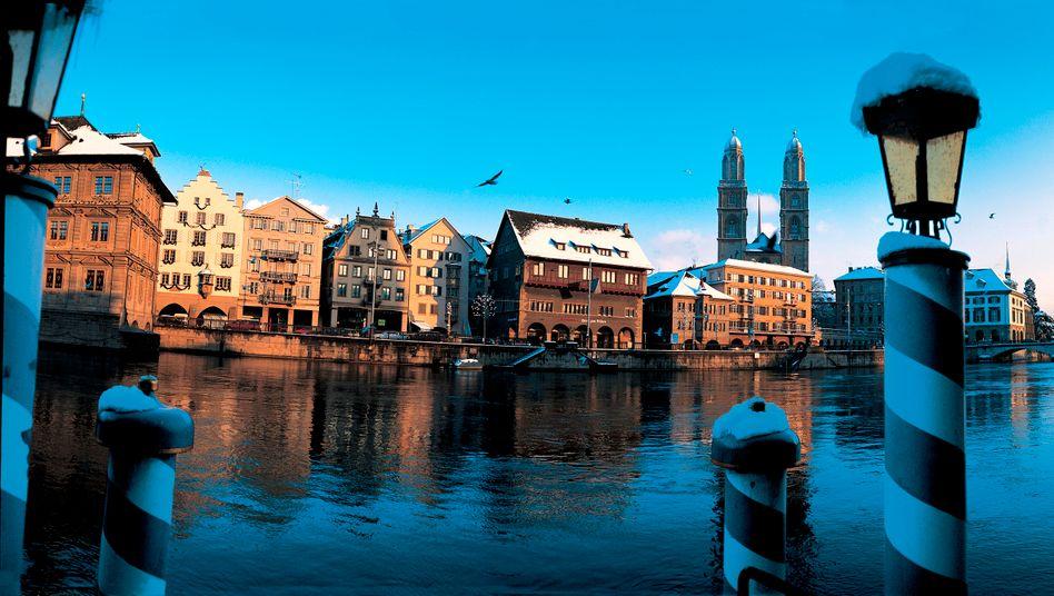 Zürich: Frostige Abfuhr für Deutsche Börse