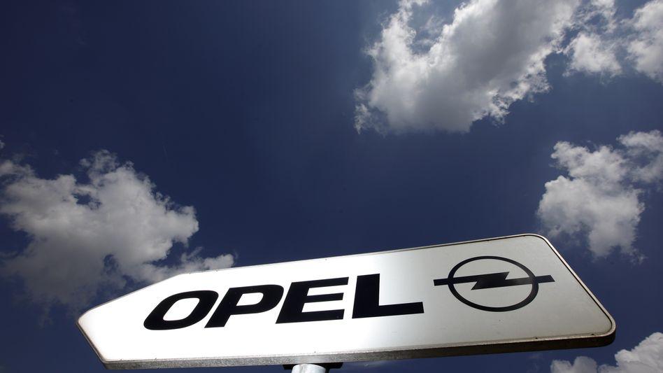 Hart von der Schuldenkrise in Südeuropa getroffen: Opel rutschte 2011 tief in die roten Zahlen