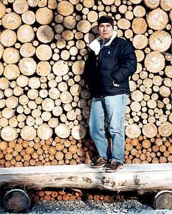 Deutscher Chef: Der Schwabe Gerd Leipold leitet seit einem Jahr Greenpeace International