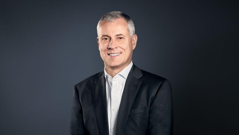 Bernd Eulitz übernimmt t zum 1. November den Chefsessel bei Knorr-Bremse