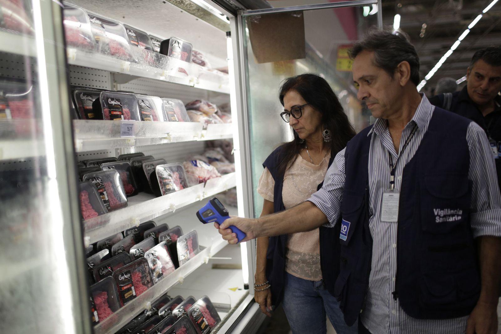 Fleischskandal in Brasilien