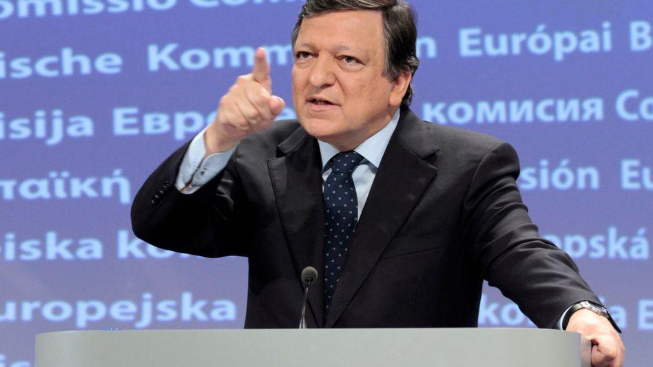 """EU-Kommissions-Präsident Barroso: """"Es ist Zeit, dass der Finanzsektor der Gesellschaft einen Beitrag zurückgibt"""""""