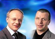 Karriereknick: Der frühere Ceyoniq-Vorstand Thomas Wenzke (l.) ist verurteilt, gegen seinen Ex-Kollegen Hans-Jürgen Brintrup wird noch ermittelt
