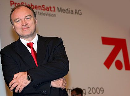 ProSiebenSat.1-Chef Ebeling: Rahmenbedingungen waren noch nie so schwierig wie jetzt