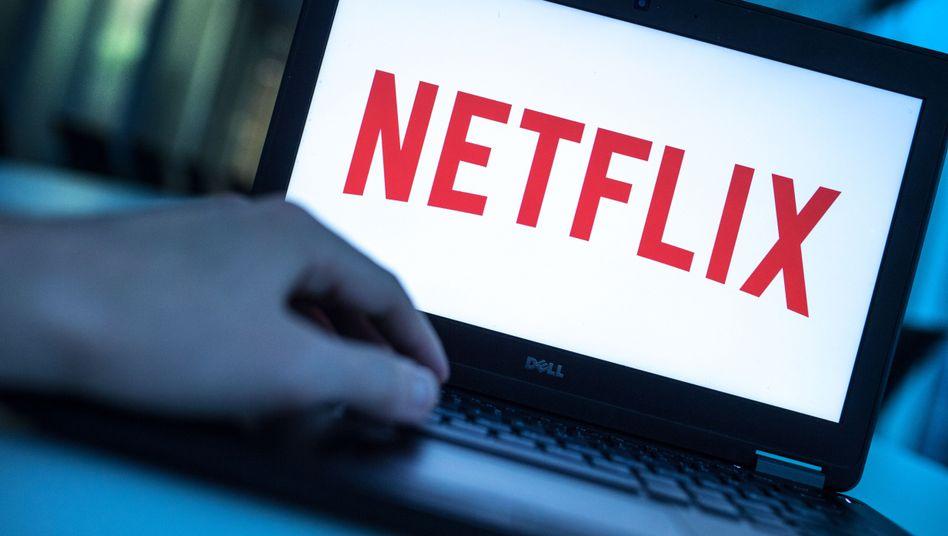 Rekordquartal: Netflix mit großem Kundenwachstum