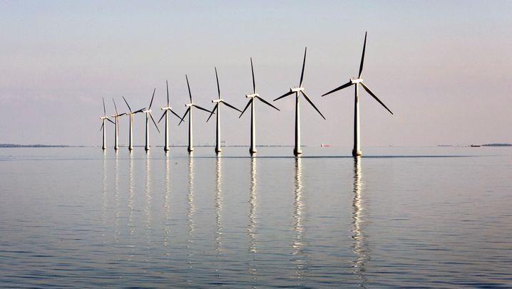 Siemens rückt vor: Das sind die 12 größten Windrad-Bauer der Welt