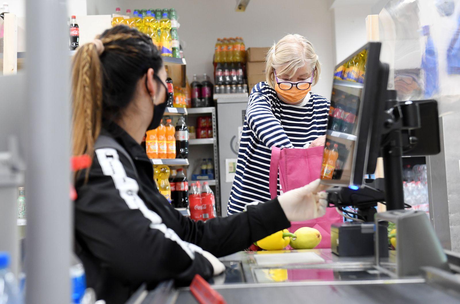 Steigende Infektionszahlen verunsichern Verbraucher