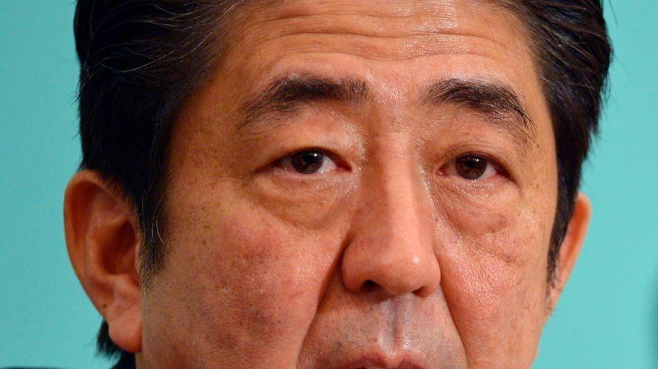 Premier Abe: Baldige Entscheidung über Neuwahlen