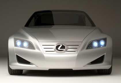 Produktionsstandort Deutschland? Concept-Car Lexus LF-C