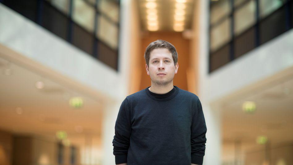 Kevin Kühnert, Bundesvorsitzender der Jusos
